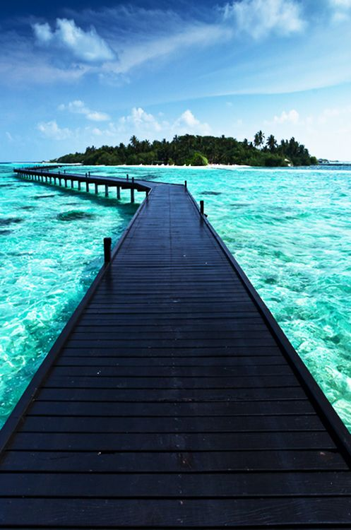A Walk of Lifetime in Bora-Bora