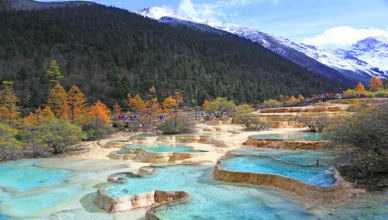 4 Insanely Beautiful China Natural Rock Pool Photos That Will Make You Want To Take A Plunge