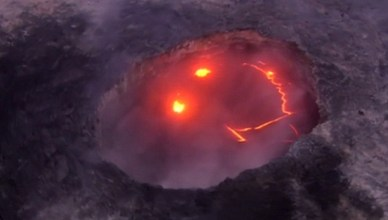 5 Quick Facts About Kilauea Smiling Volcano That Went Viral Online