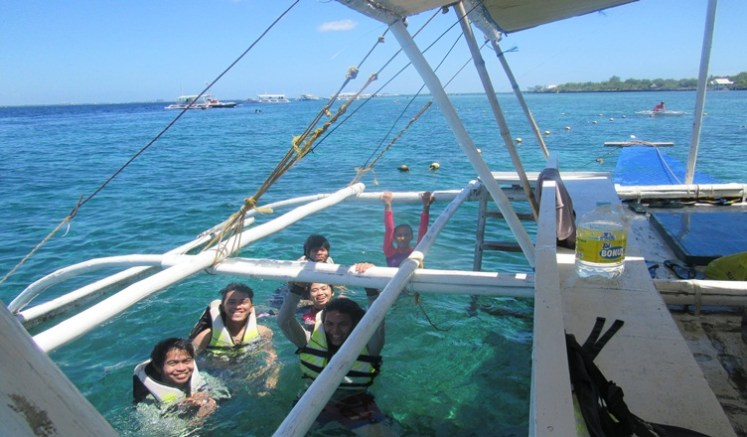 Great Snorkeling Experience - Island Hopping In Mactan When Visiting Cebu