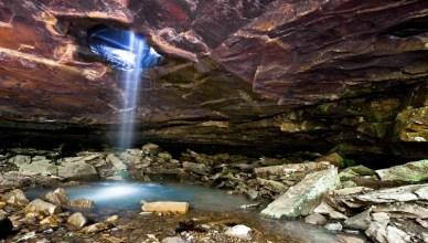These 4 Glory Hole Falls Arkansas Photos Will Surely Take Your Breath Away