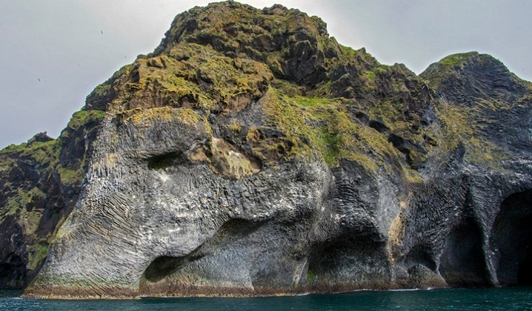5 Random Facts About Natural Elephant Rock Heimaey Iceland