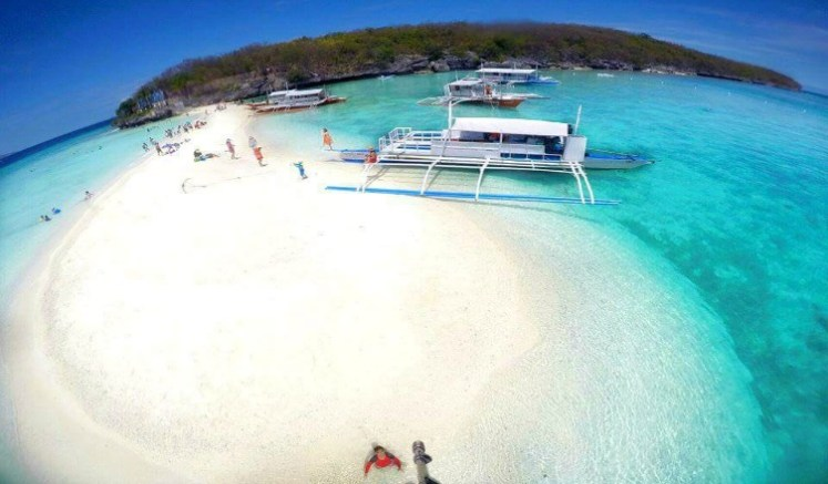 2017 Must Visit Less Crowded Beaches and Islands in Visayas - Sumilon Island, Cebu