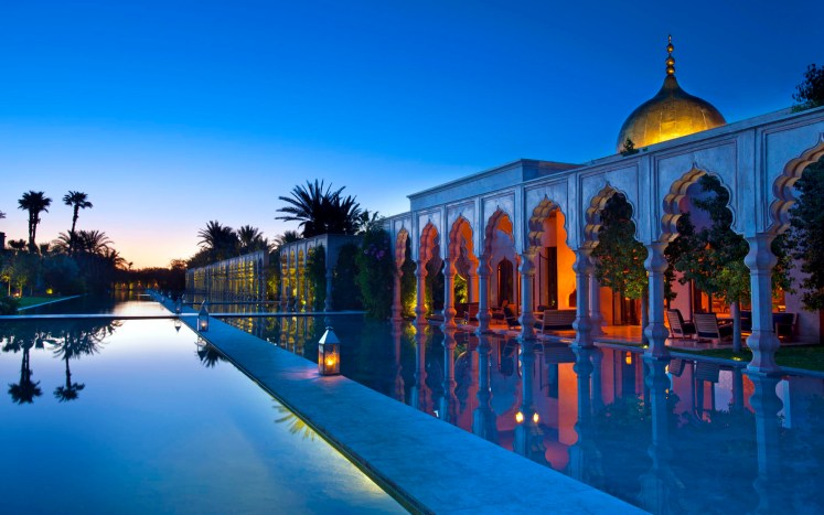 Marrakech Morocco - TripAdvisor 2017 Top World Travel Destination