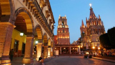 San Miguel de Allende Mexico Facts - Best City In The World Travel and Leisure
