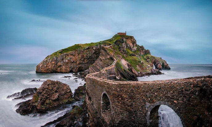 San Juan de Gaztelugatxe Facts - Travel Destination Europe