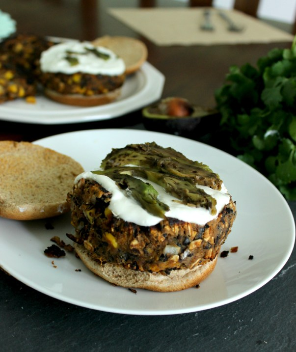 black bean burger 2