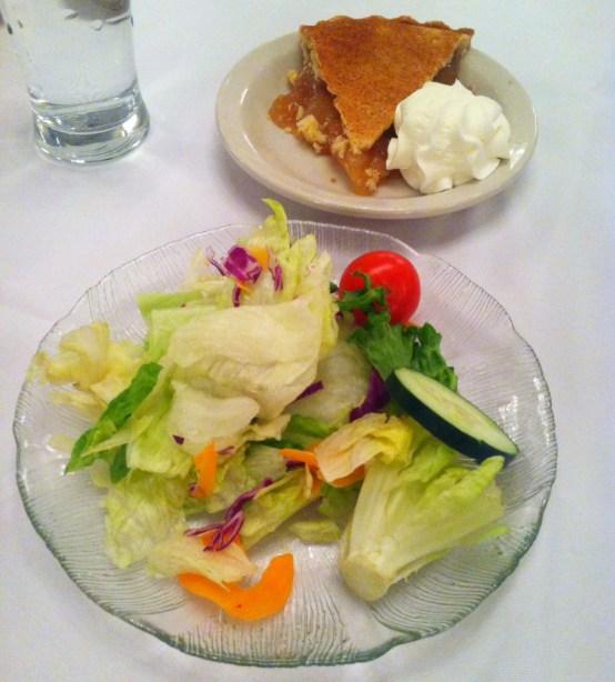 banquet salad