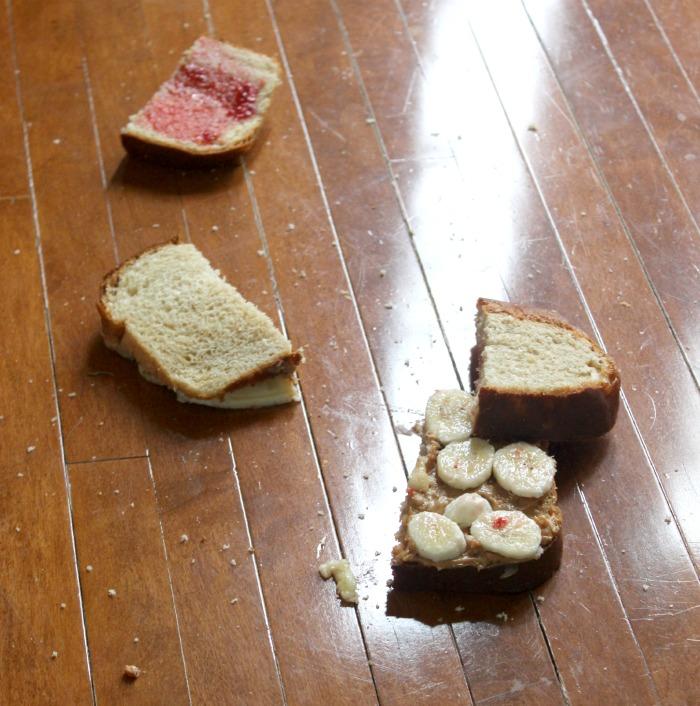 sandwich down