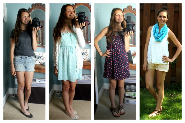 last week of school outfits
