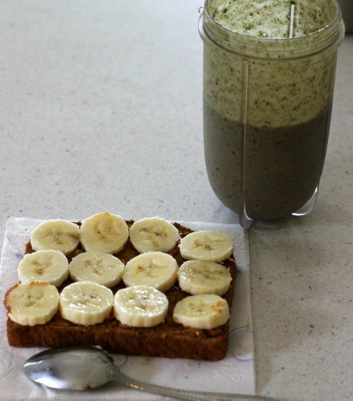 prerace breakfast