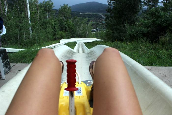alpine slides park city utah