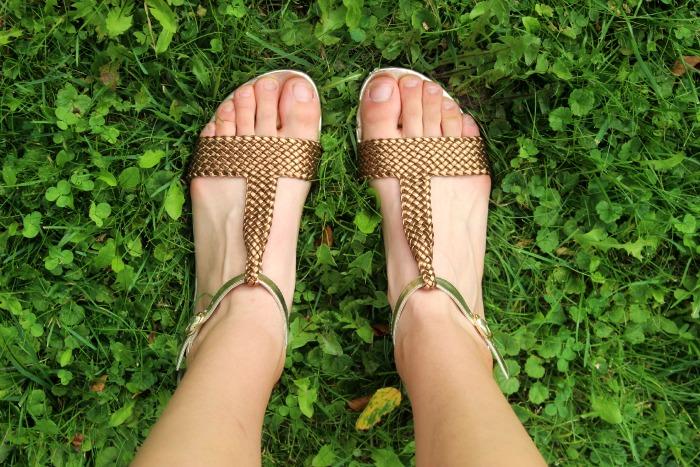 dana buchman sandals