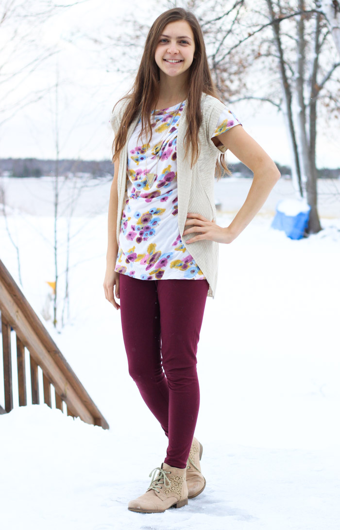 cute winter outfit-6