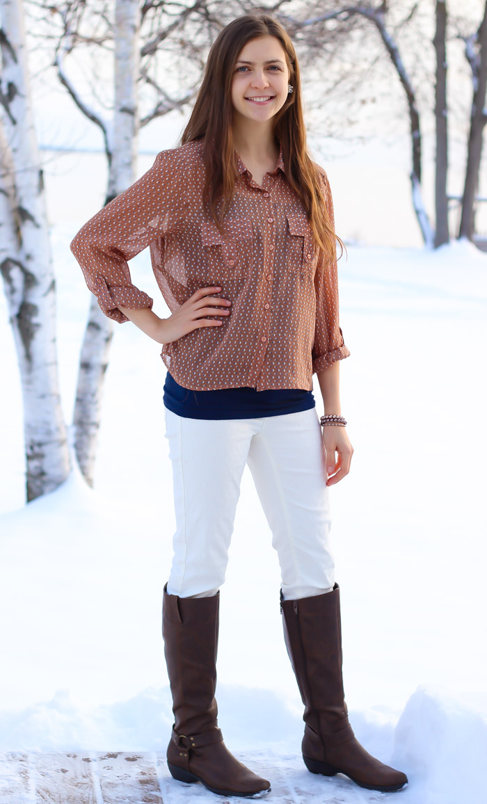 how to wear white jeans on theyoopergirl.com-9