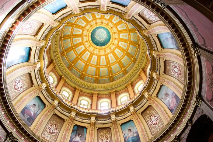 capitol ceiling-2