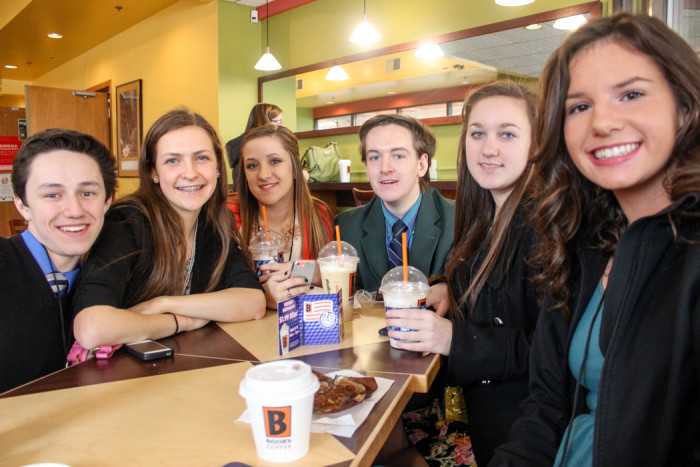 group at biggby