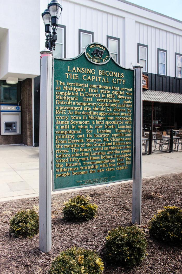 lansing capitol city