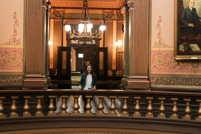 leigha in capitol