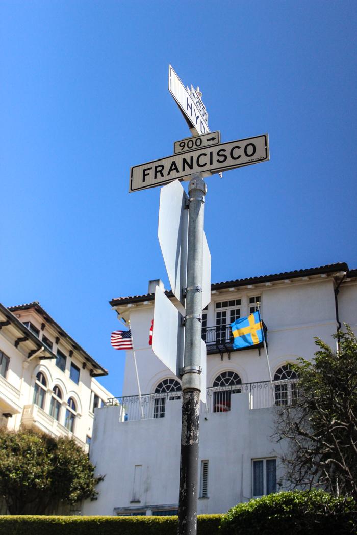 francisco sign