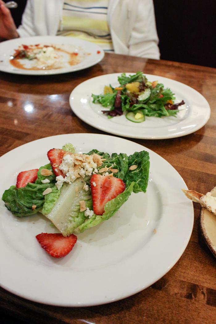 puccini pinetti salad