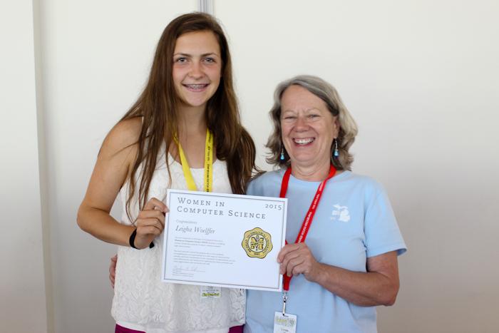leigha linda certificate