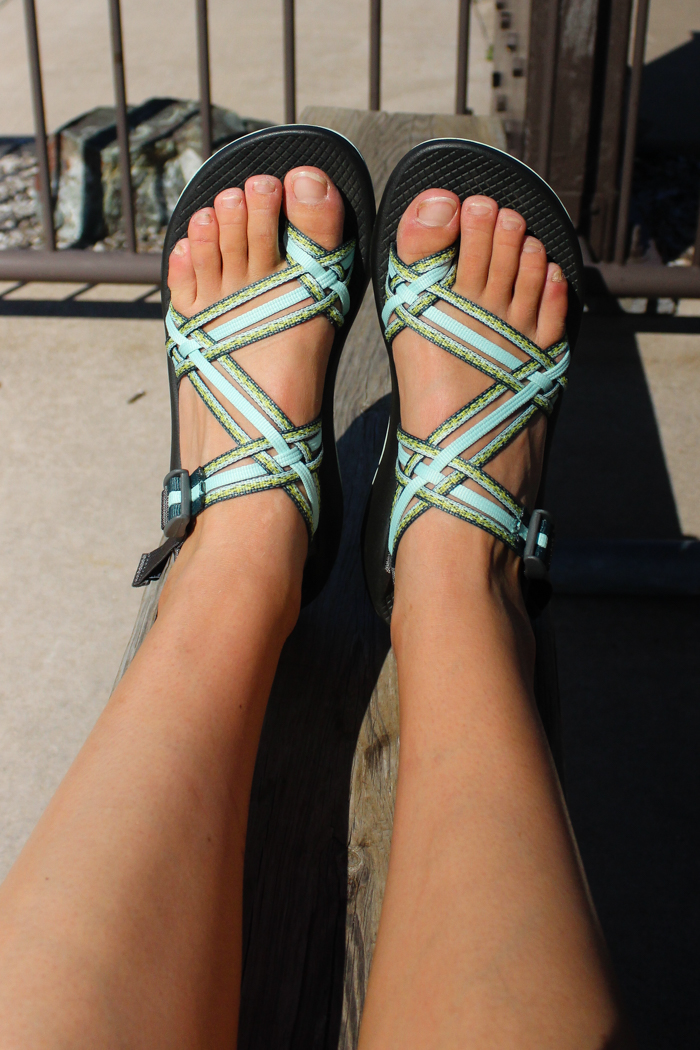new chacos