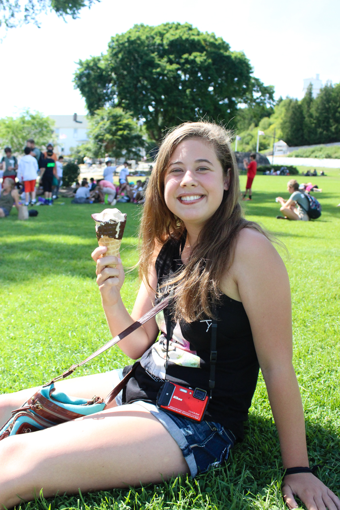 olivia ice cream