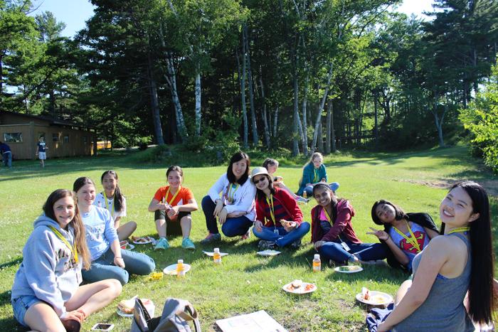picnic crew