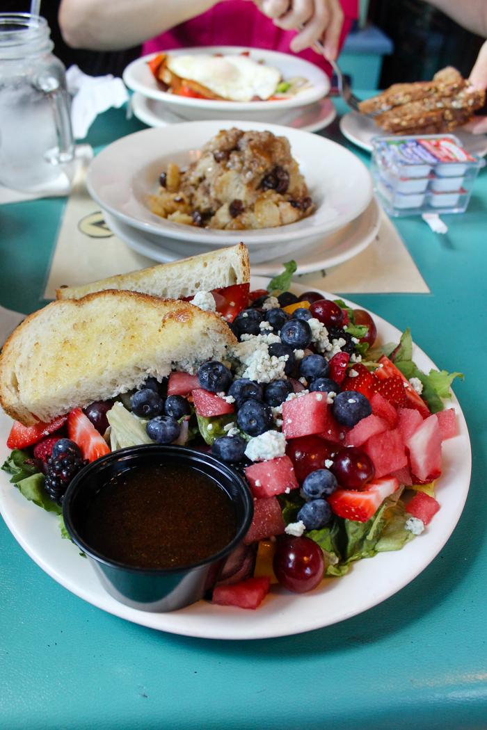 atrium port huron salad