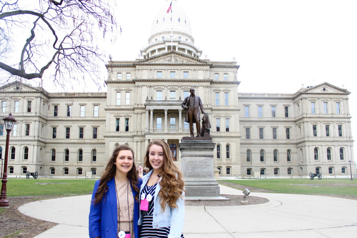 leigha and savana capitol