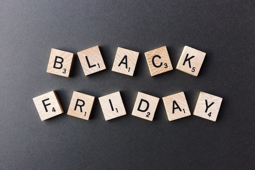 Paint It Black Friday | The Yorkshire Dad Of 4