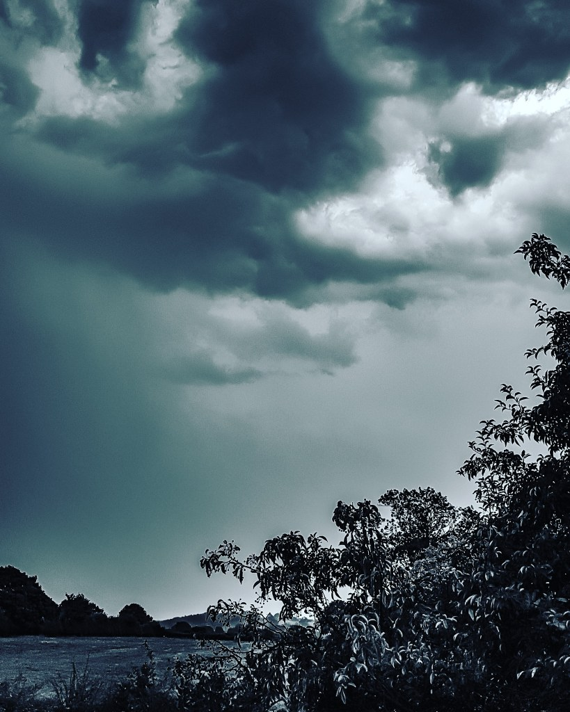 storm clouds at last