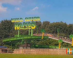 Lightwater Valley Theme Park wild river rapids