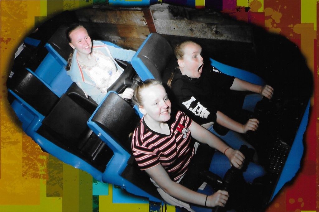 Lightwater Valley Theme Park The Ultimate ride photo