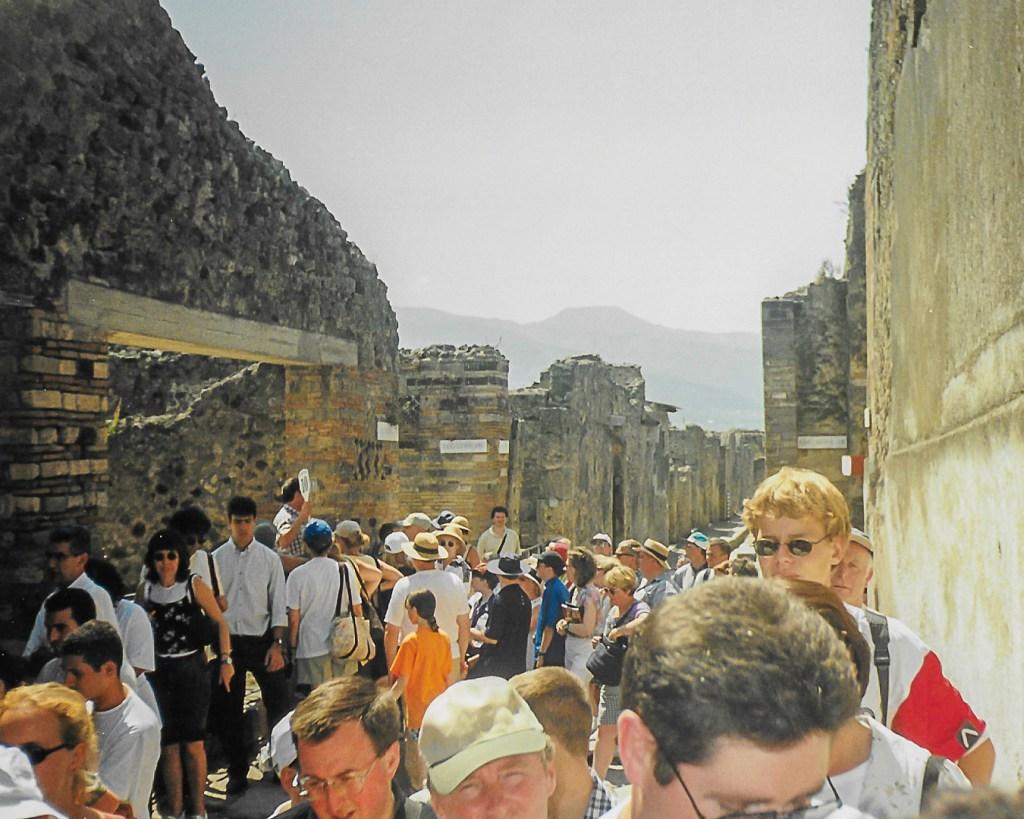 Pompeii Naples Napoli Italy Italia