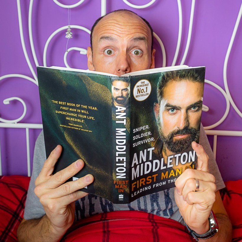 Ant Middleton - First Man In Yorkshire Dad of 4