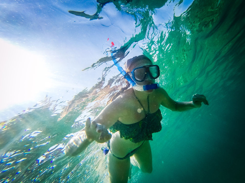 A Month in Photos – September 2018 | Yorkshire Dad of 4 | snorkelling, Psérimos island, Dodecanese, Aegean Sea, Greece