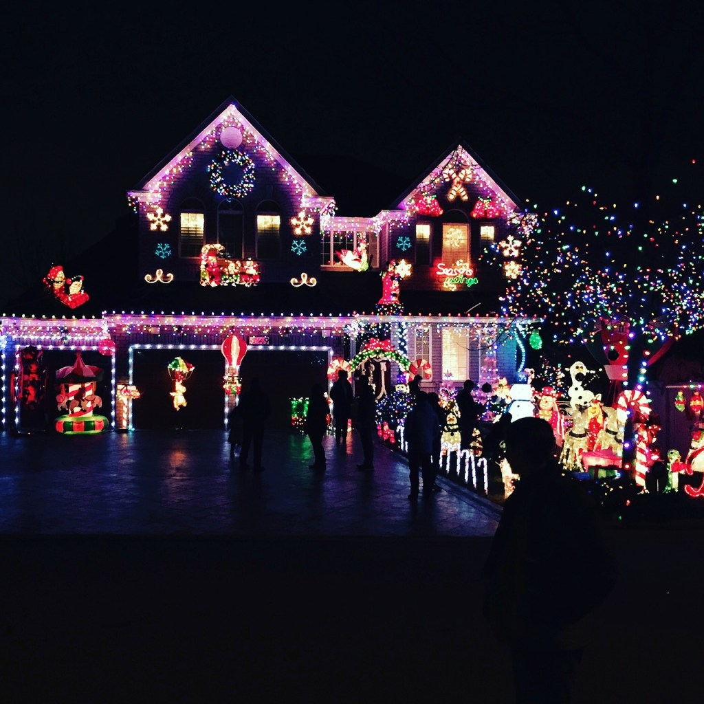 15 Things I Hate About Christmas | Christmas lights | The Yorkshire Dad of4