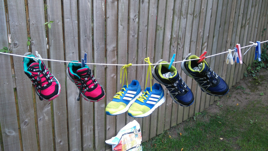 How to Look After Your Running Shoes - 8 Top Tips | The Yorkshire Dad of 4