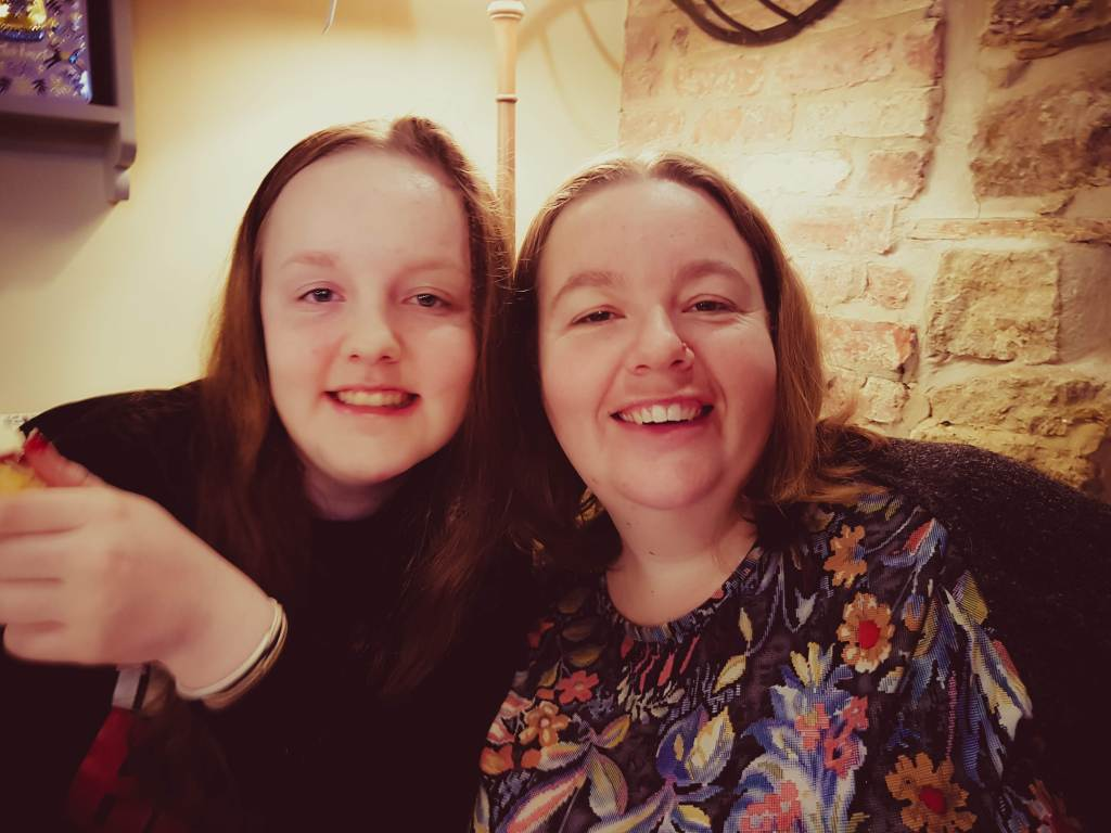 Helen and G | Happy Birthday Helen | The Yorkshire Dad of 4