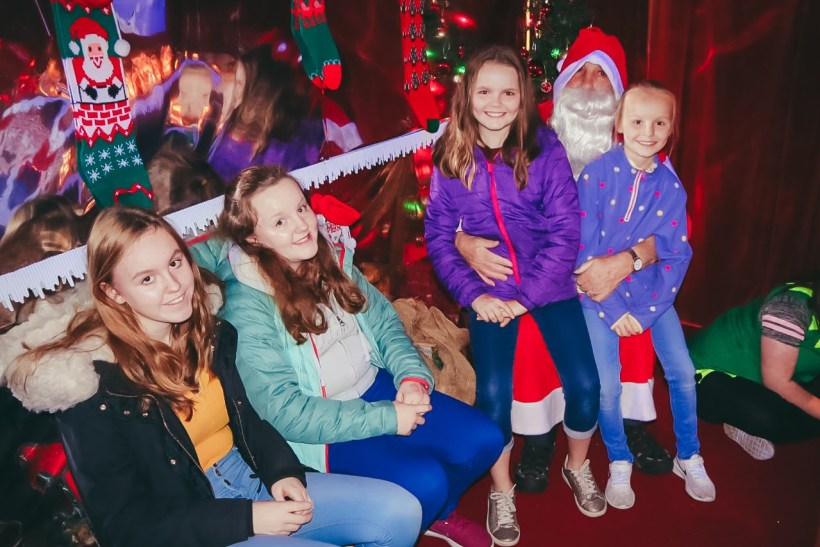 Santa's Grotto - A Family Christmas Tradition