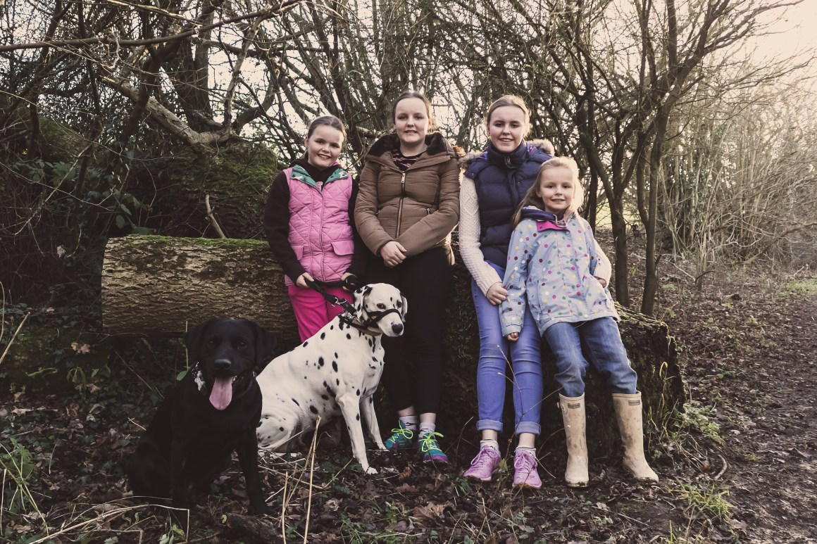 Our Traditional New Year's Day Walk | The Yorkshire Dad of 4