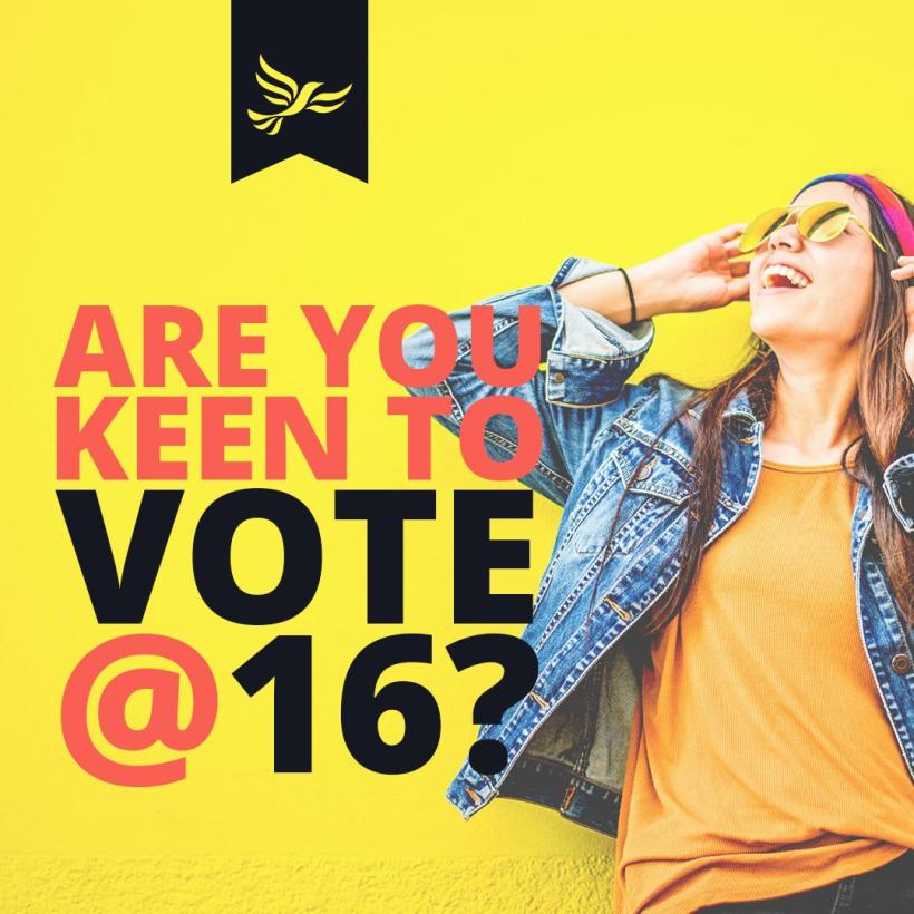 Should The Voting Age Be Lowered to 16?   The Yorkshire Dad of 4