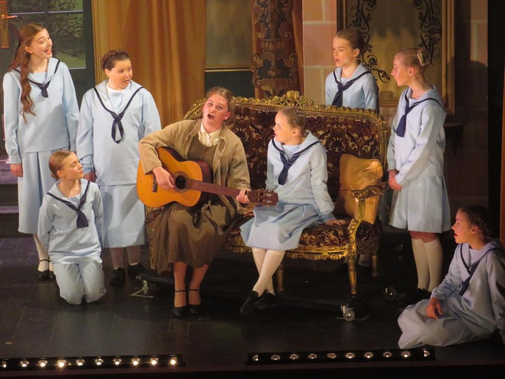 Curtain Up on The Sound of Music | The Yorkshire Dad of 4