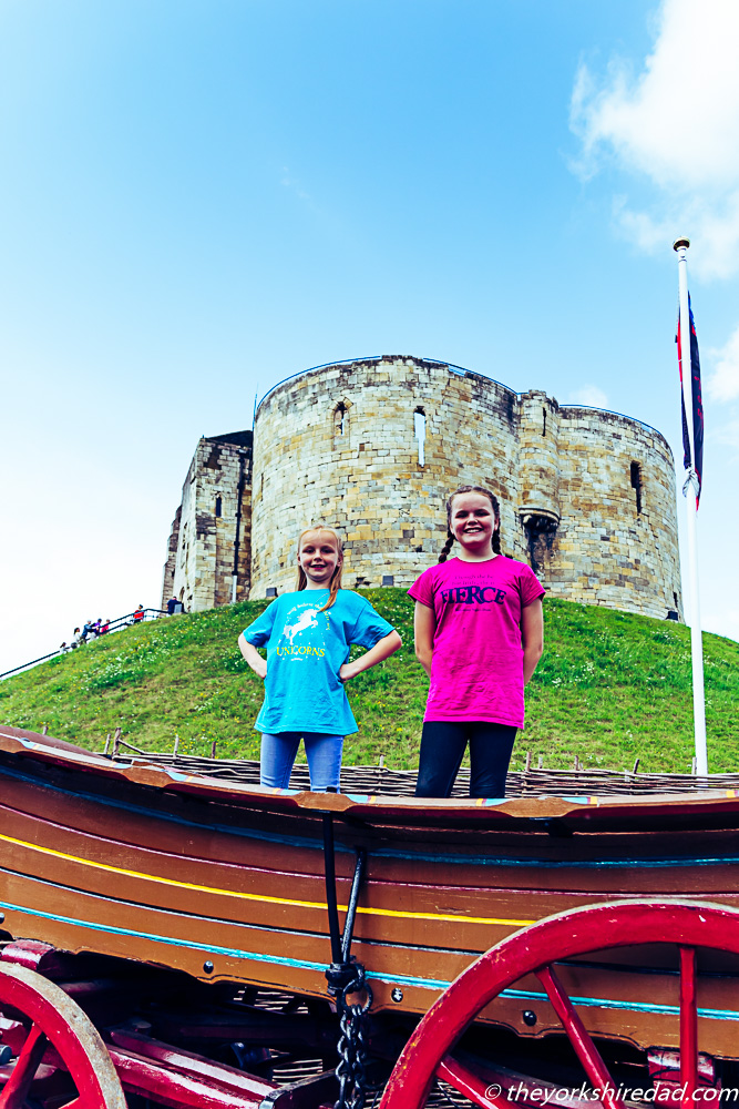 Clifford's Tower, York | The Yorkshire Dad of 4