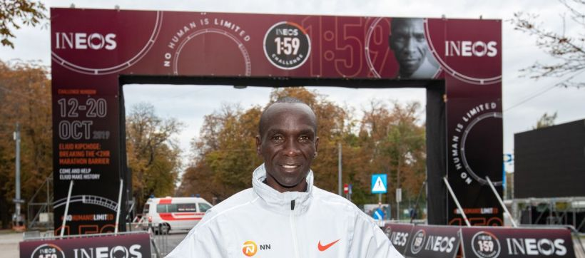 Eliud Kipchoge and the Ineos 1:59 Attempt - It's not a true marathon | The Yorkshire Dad of 4
