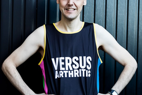 I Am Versus Arthritis | The Yorkshire Dad of 4