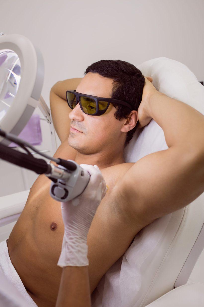 Benefits Of Opting Laser Treatment For Men