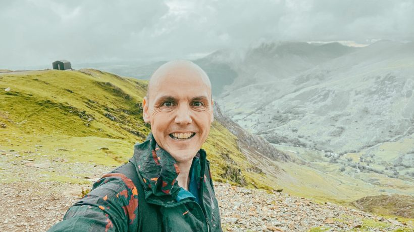 Running up Snowdon | The Yorkshire Dad of 4